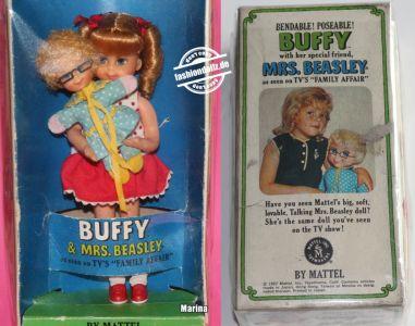 1968 - 70 Buffy and  Mrs Beasley