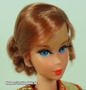 1970 / 71 Talking Barbie 2nd Edition, light brown hair #1115