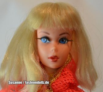 1970 Living Barbie (1. edition Side glance)