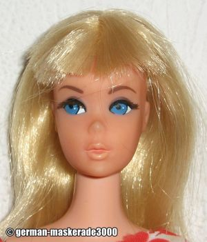 1970 Living Barbie, blonde #1116