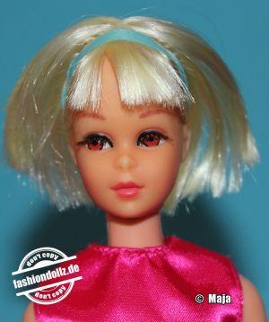 1970 Hair Happenin's Francie - whiteblonde  #1122