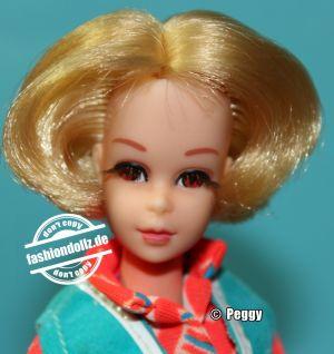 1970 Hair Happenin's Francie #1122