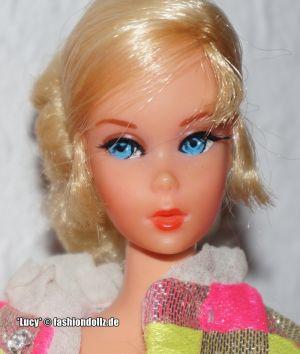 1970 / 71Talking Barbie 2nd Edition, blonde #1115