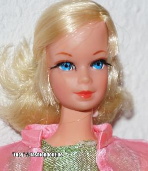 1970 Talking Barbie 2nd Edition, Variation with Stacey Face #1115
