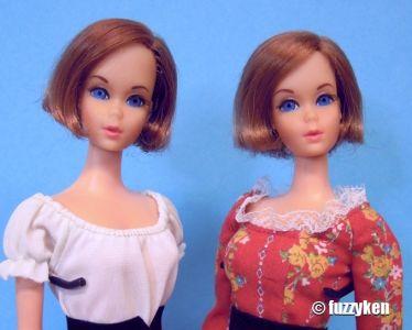 1971 Hair Happenin's Barbie #1174