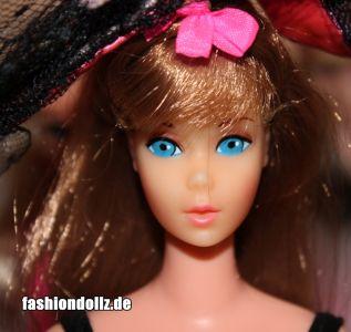 1971 Standard Barbie, 3. Ausgabe, Geradeausblick