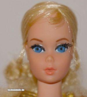 1971 Talking Barbie 3rd Edition, blonde #1115