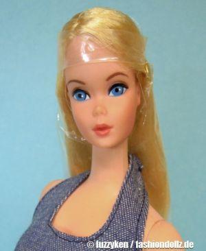 1972 Busy Barbie #3311
