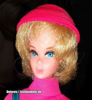 1972 Busy Talking Barbie #1195