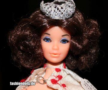 1972 Walk Lively Miss America Barbie  #3200