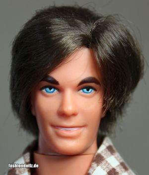 1973 Mod Hair Ken #4224