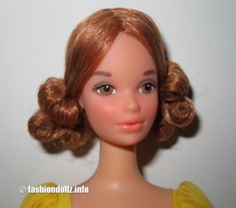 1973 Quick Curl Kelley #4221 (wire hair / Drahthaar)