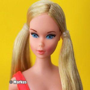 1974 Funtime Barbie #7192