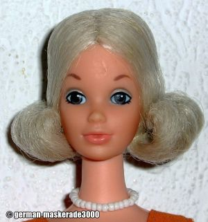 1976  Deluxe Quick Curl P.J. #9218 (wire hair / Drahthaar)