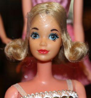 1976  Peinado Magico Barbie (Quick Curl) Cipsa Mexico #4332