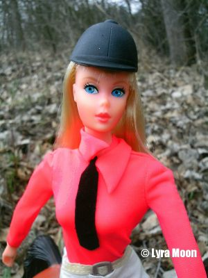 1977 Equestrienne Barbie, Europe # 9900