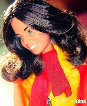 1978 TV's Star Women - Kitty O Neil Barbie
