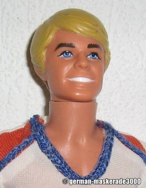 1980 Sports Star Ken, Europe