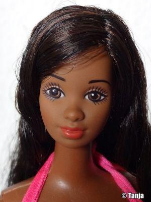 1983 Twirly Curls / Traumhaar Barbie AA #5723