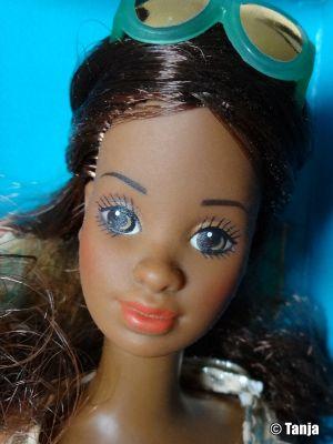 1984 Sun Gold Malibu Barbie AA #7745