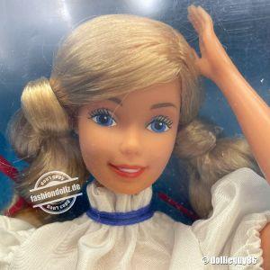 1984 Dolls of the World - Swiss Barbie #5588