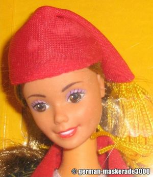 1986 Dolls of the World - Greek Barbie #2997