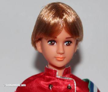 1986 Fantasy Barbie (MaBa) Ken, Japan