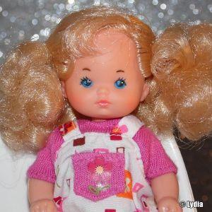 1985  Heart Family Set Baby Girl  #9439