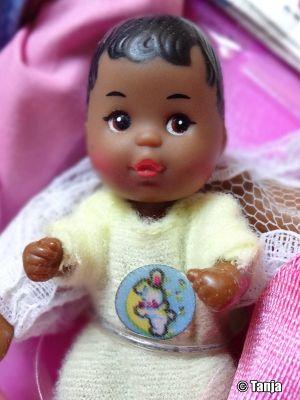 1986 Heart Family New  Arrival Set Baby AA #2499