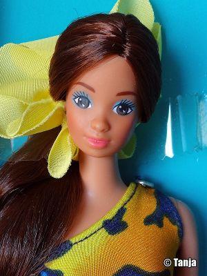 1986 Tropical Barbie, Hispanic #1646