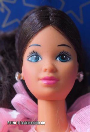 1986 Dream Glow Barbie, Hispanic #1647