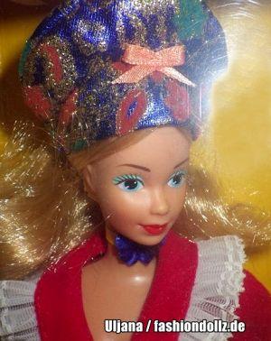 1987 Dolls of the World - German Barbie #3188