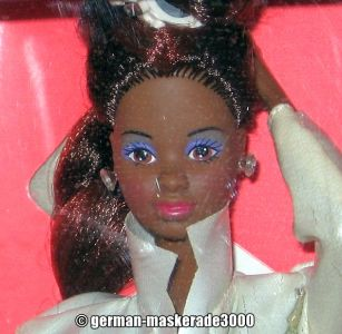 1987 Super Hair / Super Haar Barbie AA  #3296