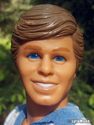 1987 Tennis Ken #1761