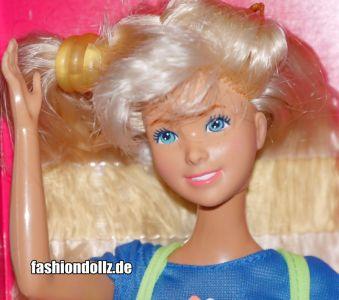 1989 Teen Looks Cheerleader Jazzie #3631