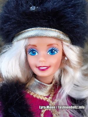 1989 Dolls of the World - Russian Barbie, 1st Edition #1916