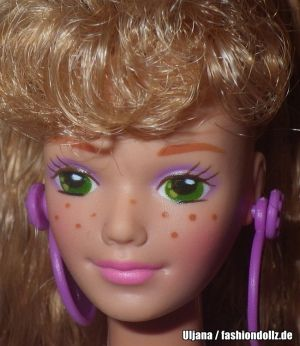 1990 Barbie and the All Stars - Softball star Midge #9360