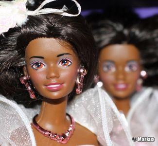 1990 Dance Magic / Dream Dance Barbie AA #7080