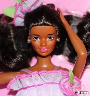 1990 Lavender Surprise Barbie AA, Sears Special Edition #5588