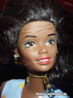1990 United States Committee for Unicef Barbie AA #4770