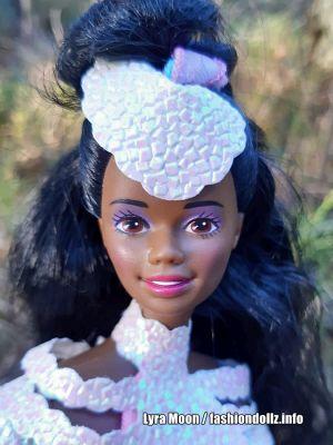 1990 Ice Capades / Holiday on Ice Barbie AA #7348
