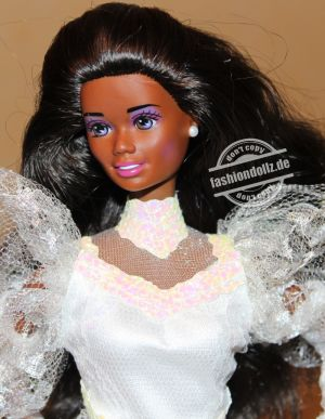 1990 Wedding Fantasy Barbie AA  #7011