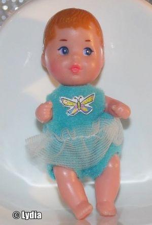 1991 Babysitter Skipper & Baby  #9433
