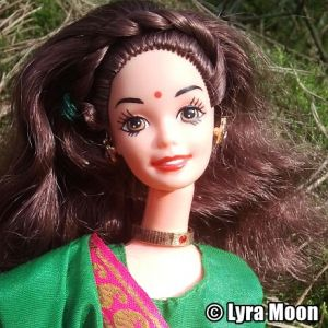 1991 Barbie in India #4299