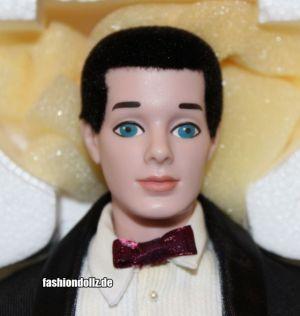 1991 Ken 30th Anniversary (1961) Porcelain