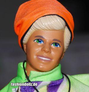 1991 Ski Fun Ken #7512