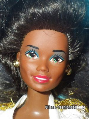 1991 Summit Barbie AA #7028 Special Edition