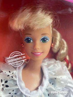1991 Dolls of the World - Czechoslovakian Barbie #7330