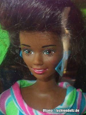 1992 Totally Hair / Ultra Hair Barbie AA #5948
