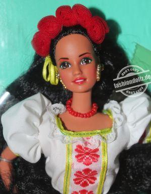 1992 Fantastica Barbie, 1. Edition #3196